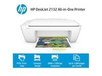 HP Deskjet 2132 All-in-One Colour Printer Print / Copy / Scan