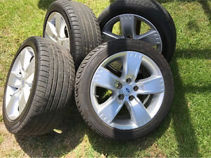 FORD FALCON BA BF XR6 XR8 RIM MAG WHEELS X 4 235/45/17 MUST GO TODAY! Kellyville The Hills District Preview