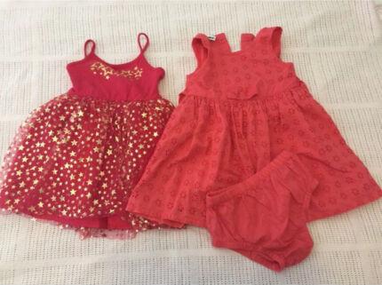 Girls Size 2 Summer Dresses