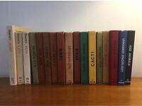 Old vintage observer books