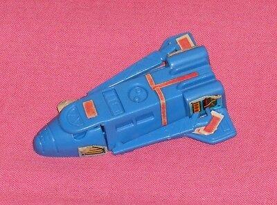 vintage original Kellogg's cereal premium blue STARBOT transforming robot toy