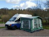 Campervan / Caravan awning