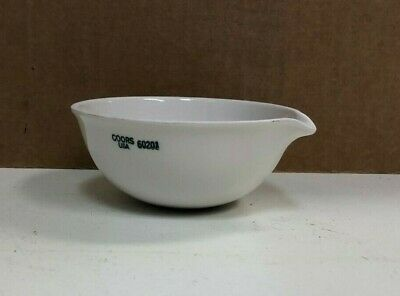 Coors Porcelain Dish 60201 Chemistry Lab Glassware