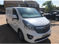 2015 Panel Van Vivaro Immaculate