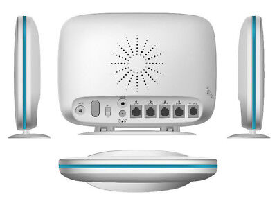 Router con modem sim 3G ZTE MF29 Hspa 21Mbps Umts WiFi rj45 Lan TV MiFi b683