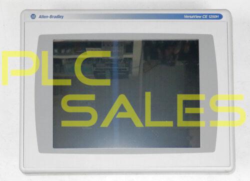 Allen Bradley 6182H-12TEH4D  |  VersaView CE 1250 Display with 6189-RPEH /E