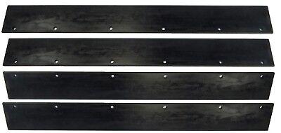 Wacker Vibratory Roller Rd11a Rd12 Rd16 Scraper Bar Set 4 Pack 5000183039