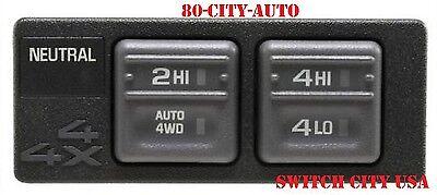 Transfer Control (New K1500 K2500 K3500 Auto 4x4 4WD Transfer Control Shift Switch 15027104)