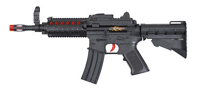 special forces toy gun rifle with sound for kids play rothco 571 - Toy Gun With Sound