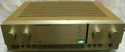 Marantz PM-64 Integrated Stereo Amplifier,Serviced,Working Perfect