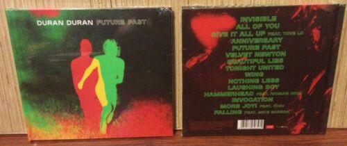 DURAN DURAN FUTURE PAST DELUXE CD HARDBACK WITH BOOK 3 BONUS SONGS SEALED NEW