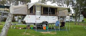 Jayco Swan Outback 2005 Broulee Eurobodalla Area Preview