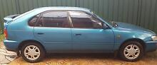 1997 Toyota Corolla Hatchback Roselands Canterbury Area Preview