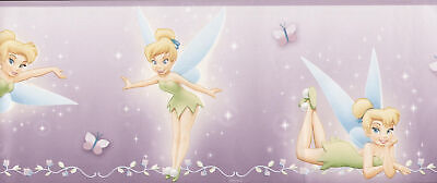Disney Tinkerbell Wallpaper - Disney Tinker Bell Wallpaper Border Imperial 83182030 Tink From Peter Pan