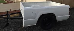 TRAILER WELLBODY (UNLICENCED) calls or txt only Byford Serpentine Area Preview