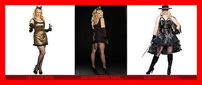 Beautiful InCharacter Costumes Women's Bandita Plus or Cat Walk Kitty Adult Plus