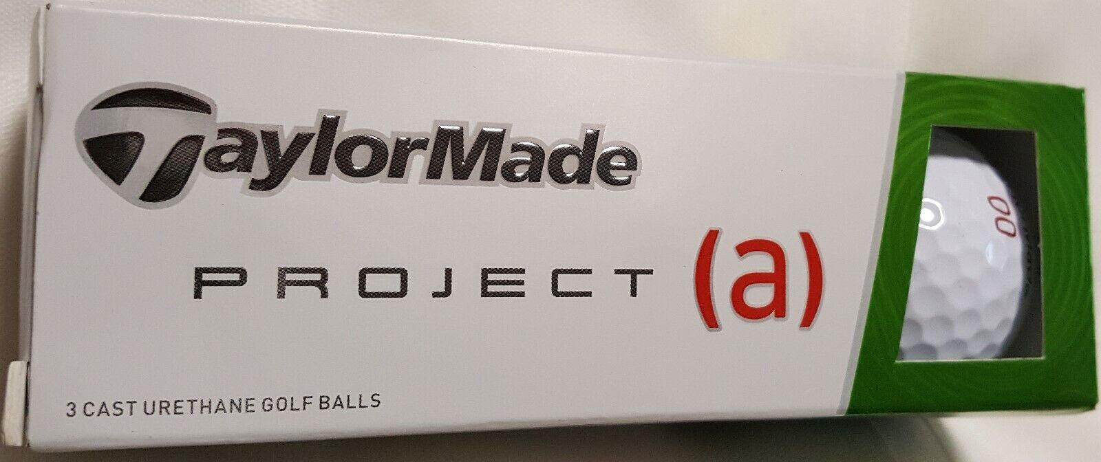 project a golf balls 3 pack cast
