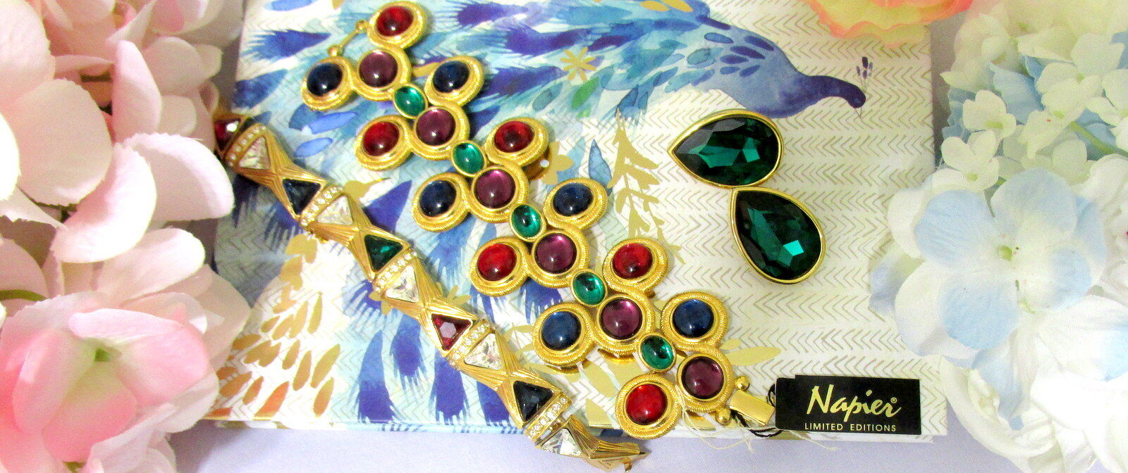 Eden's Vintage Jewel Temptations