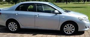 2008 Toyota Corolla Sedan Armidale Armidale City Preview