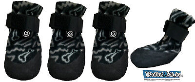 DOG TRACTION BOOTS Ultra Paws Protective COZY Winter All Weather Antislip ()