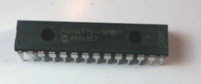 PIC16C773-1/sp DIP microcontroller Microchip 28DIP***QTY=3***