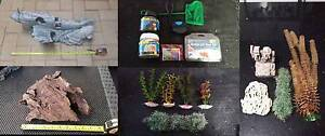 For Sale Aquarium Ornaments Driftwood Plants and Media. Canning Vale Canning Area Preview