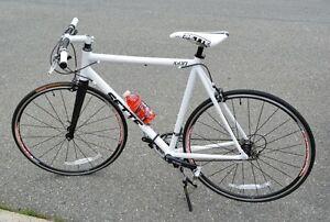 Sette Xion Tiagra Flat bar Road Bike 60 cm (XL); Gloss White