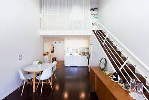 Warehouse north facing apartment with parking, 1min from Central Surry Hills Inner Sydney Preview