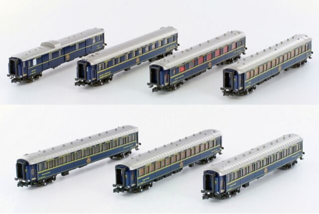"Kato 23217 CIWL Set ""Le Train Bleu"" 7tlg. #NEU in OVP#"