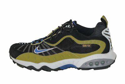 Nike Gore Tex (Nike Air Terra Ketchikan Gore-tex Black/V Royal/Moss/Neutral Grey 6.5 104148-041)