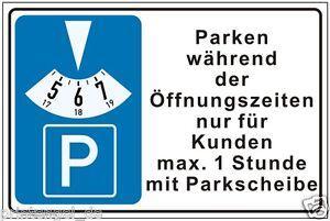 parcheggio-INSEGNA-PARCHEGGIO-durante-der-orari-di-apertura-per-clienti-P190