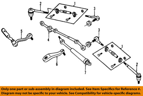 1968-1972 Chevrolet//GM Midsize Chassis Pitman Arm Each from  427 backup