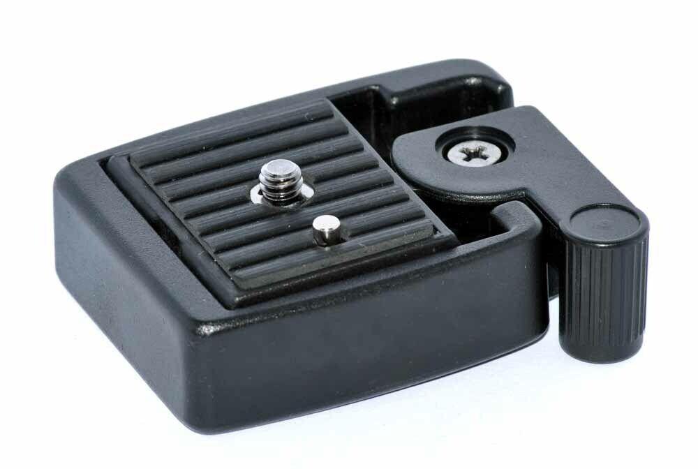 Stativ Schnellwechselplatte Schraubadapter Montagekopf FÜR KAMERA Videokamera