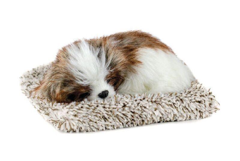 Shih Tzu Perfect Petzzz Mini Snoring Dog Stuffed Animal
