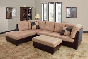 Brand new ! SECTIONAL 2 PCS