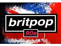 90s britpop night @ the one lounge bar,west didsbury, Manchester