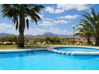 Costa Blanca, Spain. Two Bedroomed Apartment For Sale