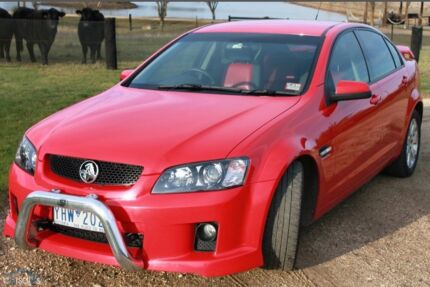 VE Commodore 2006 Lancefield Macedon Ranges Preview