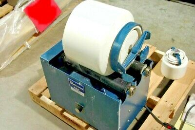 Us Stoneware One-tier Jar Mill Roller Mixer With 2 Porcelain Milling Jars