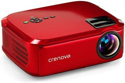 Projector Native 1080P Full HD 6000 Lux HDMI TV Stick/PC/Phone Home BL-76 Light