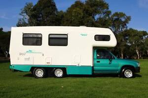 Automatic Matilda Motorhome with Shower & Toilet - Low Km! Albion Park Rail Shellharbour Area Preview