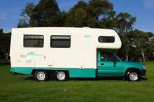 Automatic Matilda Motorhome with Shower & Toilet - Immaculate Albion Park Rail Shellharbour Area Preview