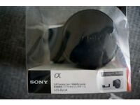 Sony DSLR Camera Soft Leather protective case