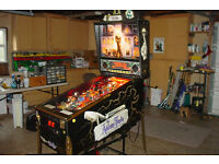 Addams Family Gold edition Pinball machine