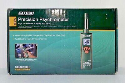 Extech Rh390 Precision Psychrometer Working In Box