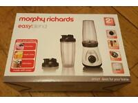 Morphy Richards easy blend blender white