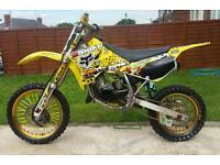 Suzuki rm 85 2009