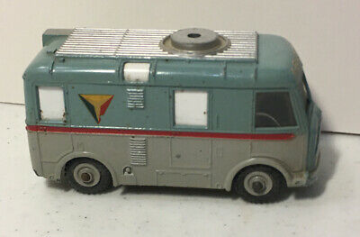 Dinky Supertoys Radio Transmitter Van ABC TV Vintage Die Cast Car England Truck