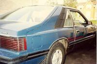 1979 Mercury Capri Ghia Hatchback