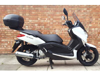 Yamaha XMAX 250cc, One owner in excellent condition.